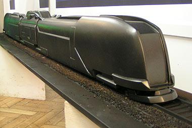 Проект специального железнодорожного транспортного средства