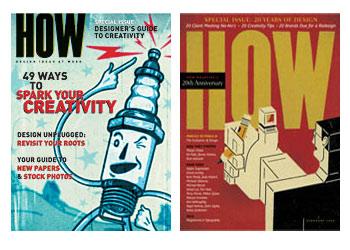 HOW design magazine